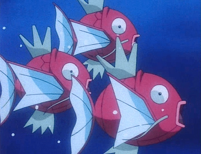 magikarp three