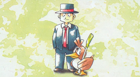 pokemon trader art