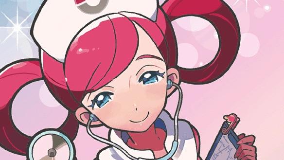 pokemon center lady 105 16-9