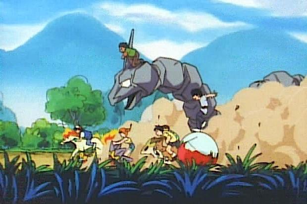 pokemon race 3-2