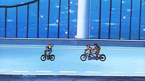 bike bicycle ride bridge 16-9