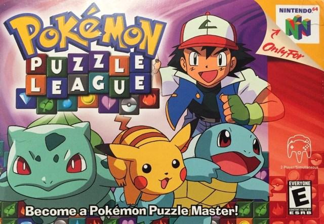pokemon puzzle league full