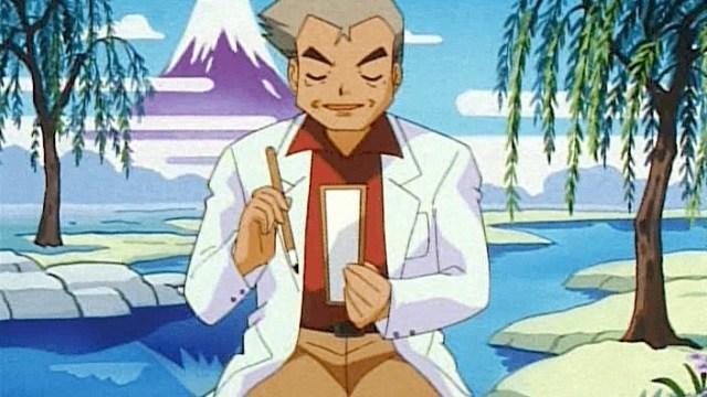 professor oak zen 16-9