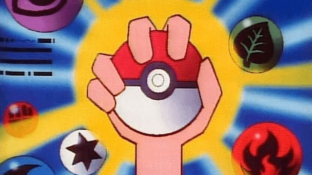 poke ball hand enter the competition 16-9