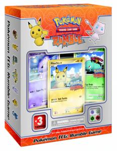 Pokemon TCG Rumble