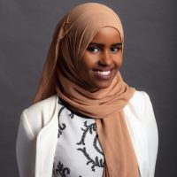 Hafsa Don - Future Founders VR Fellowship (Credit: Nate Gowdy)