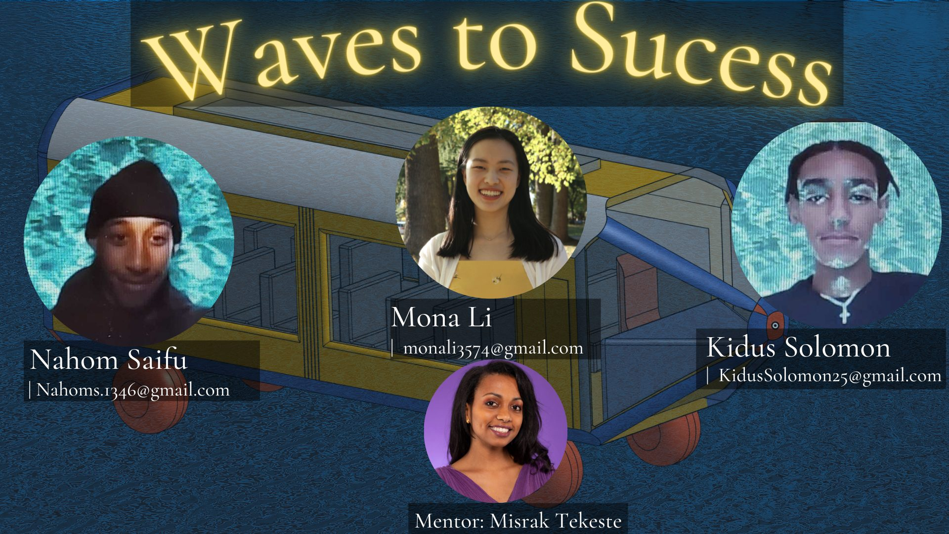 [FFMF] Waves to Success