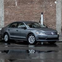 First Drive: 2015 Volkswagen Passat 1.8T Wolfsburg Edition