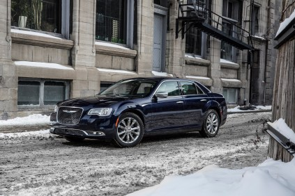 2015 Chrysler 300C Platinum AWD