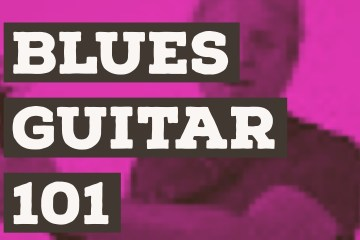 Blues Guitar 101