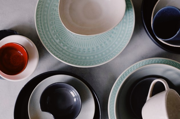 save money and the planet- use your own dishes or get a set second hand