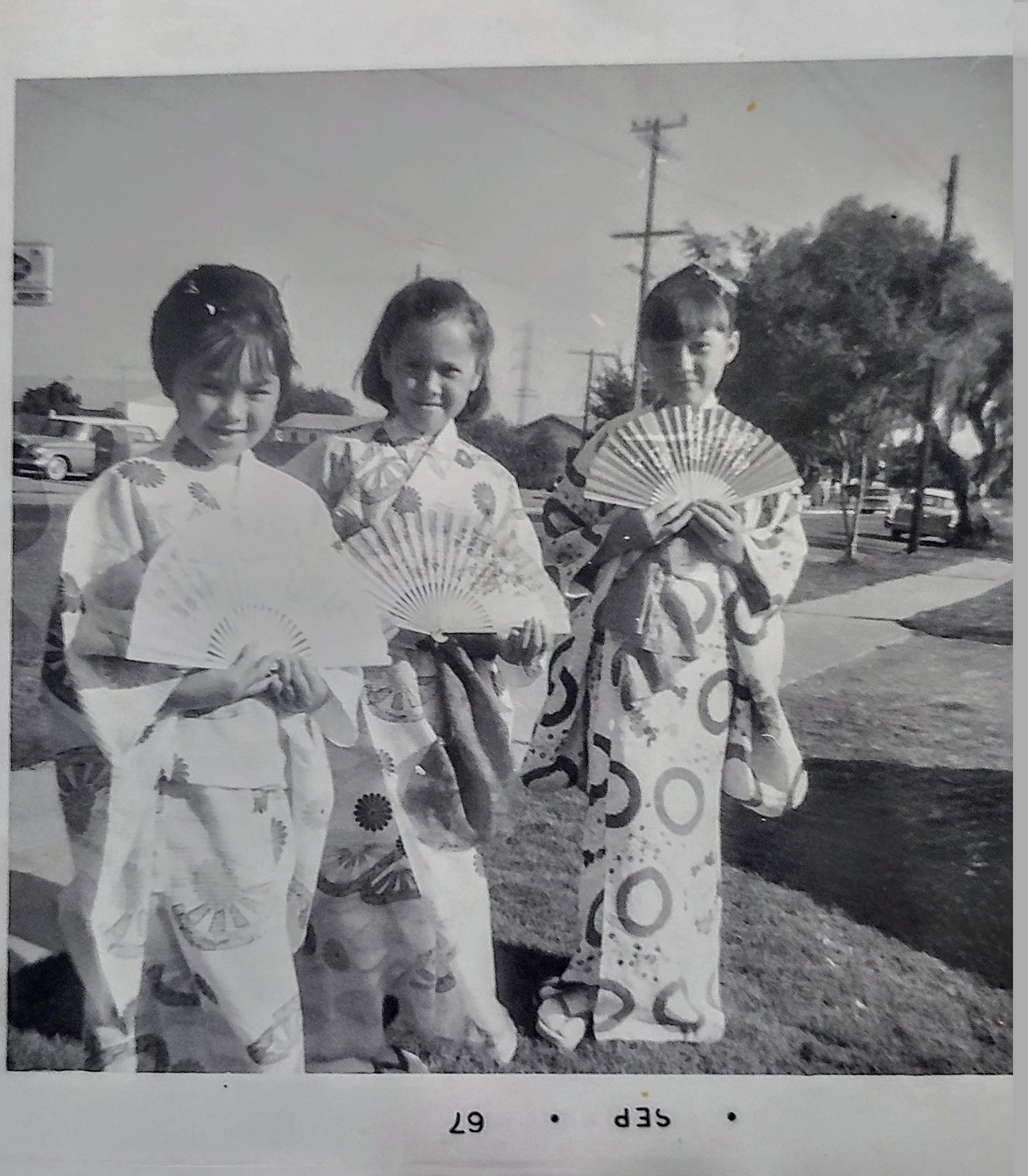Marie, Carolyn, Joan