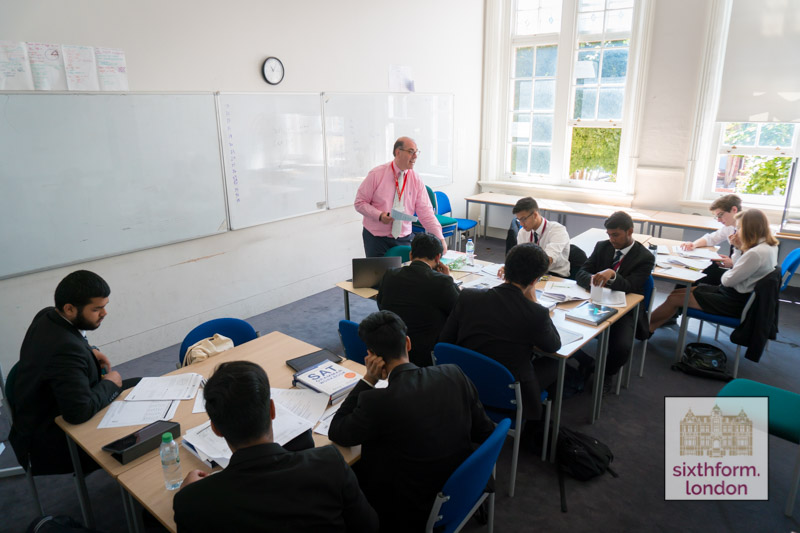 SAT Exam Preparation at The NCS in London UK