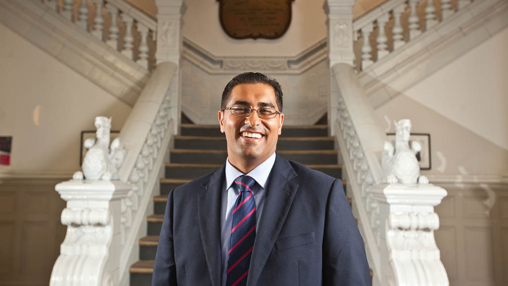 Mr Mouhssin Ismail Principal Of Newham Collegiate Sixth Form Centre (The NCS)