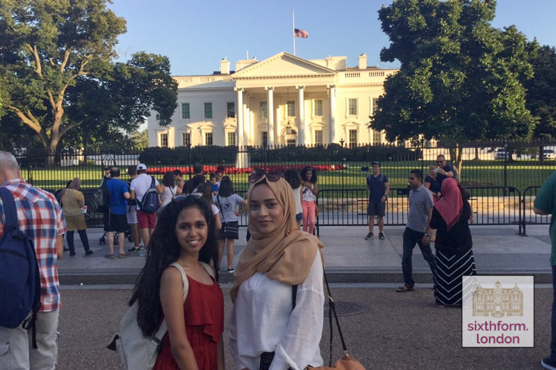 Newham Collegiate Students Visit The White House As Part Of The Emerging Talent Programme