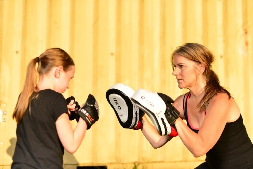 women's self defence workshop victoria