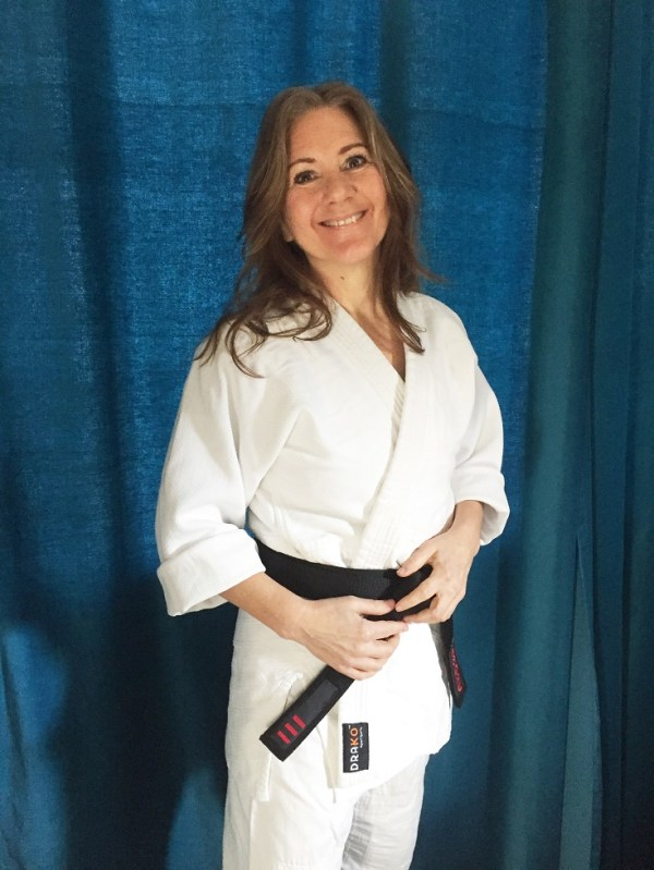 Yvette Andre Sixth Sense Self Defence Founder