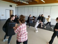 Sixth Sense Self Defence workshop7
