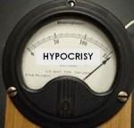 Todd Witteles hypocrite