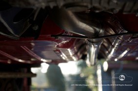 View of the exhaust. Photo by Mike Wilson ©2012. All Rights Reserved.