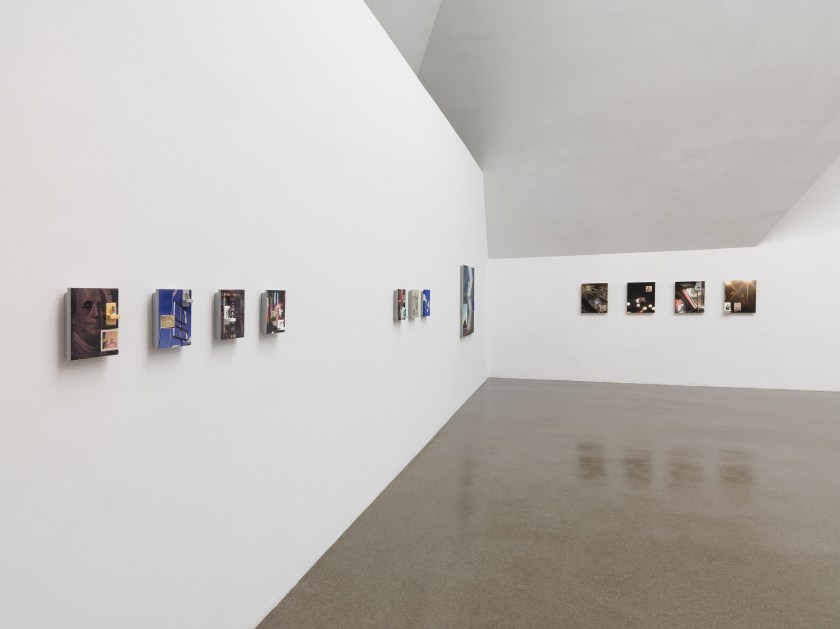Sadie Bennine, Shared Eye, installation view, 2016. Courtesy of the artists and Susanne Vielmetter Projects Los Angeles. Photo: Tom Van Eynde.