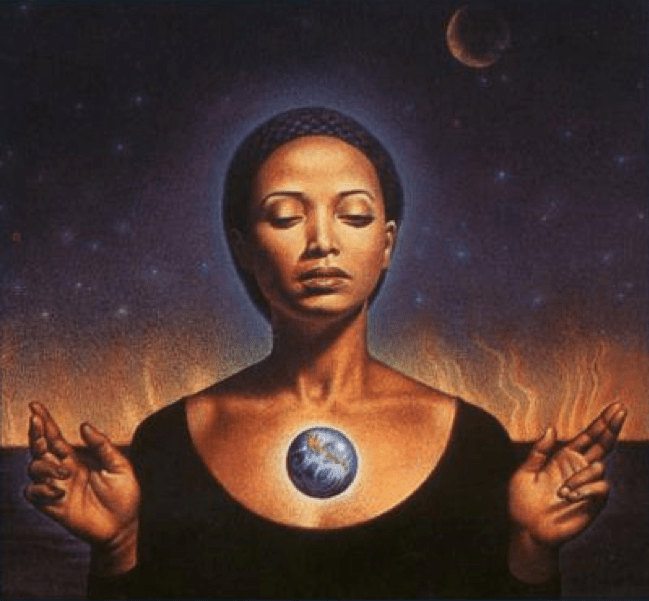 Image: Book cover for Octavia Butler's Parable of the Sower.