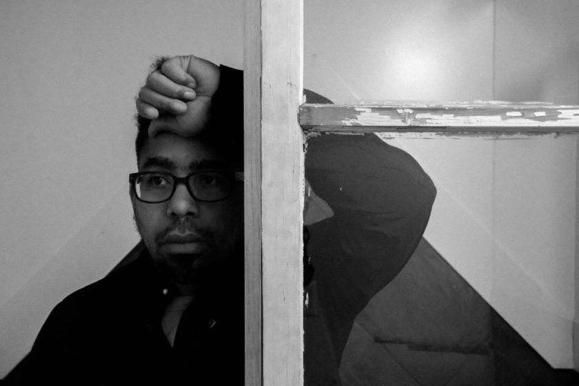 Damon Locks poses for a photograph. Sebastian Hidalgo/Envision Justice