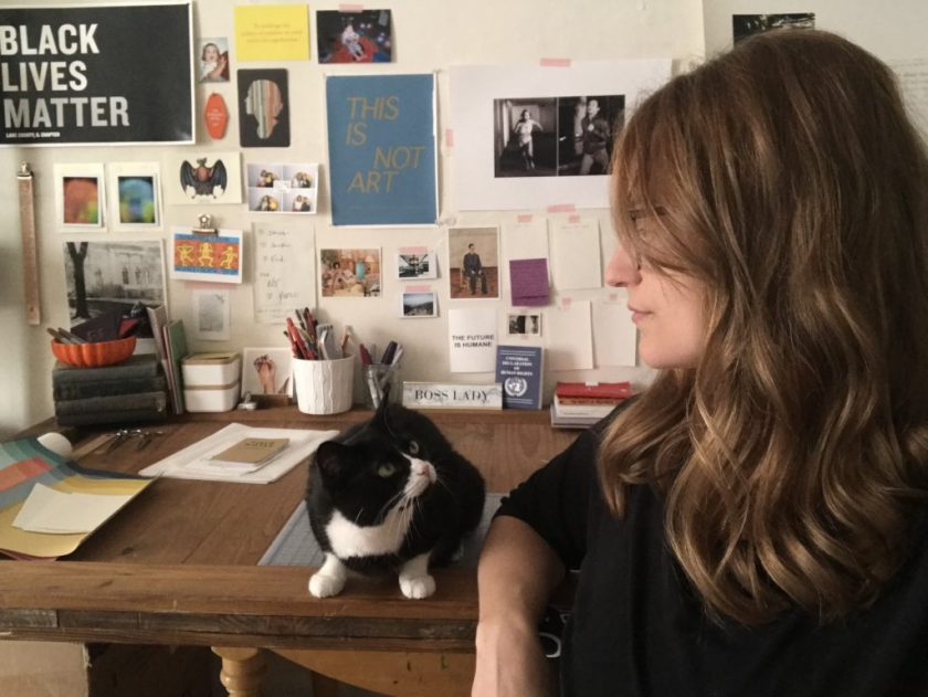 Jennifer Sova. Photo courtesy of the artist.