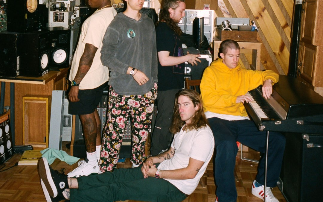 Brendan Yates of Turnstile on DIY Ethos and Community Culture