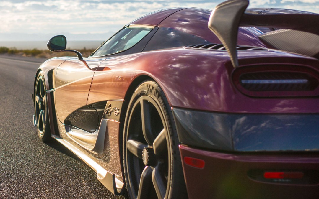 Fox 32 Hosts World's Fastest Car and Sixtysix Magazine