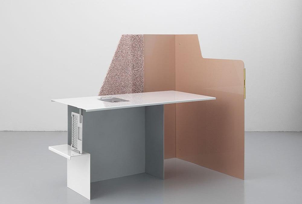 Formafantasma Makes Stunning Furniture from Junked Mobile Phones & Other E-Waste
