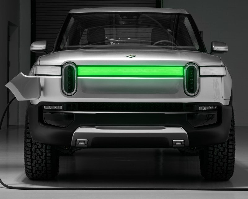 Look Inside Rivian's R1T, the All-Electric, Amazon-Backed Pickup Truck Poised to Revolutionize the Industry