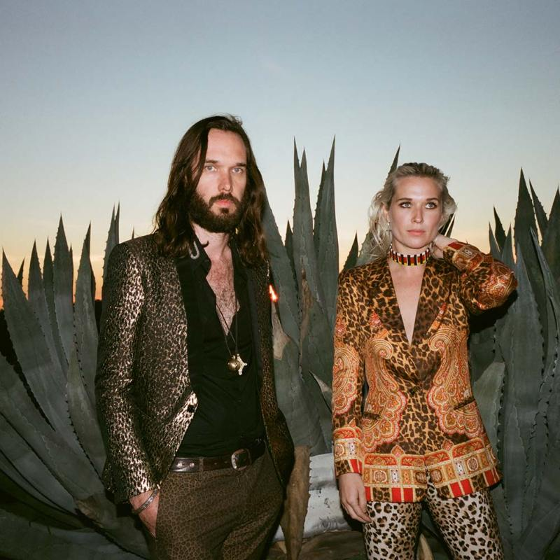 Trop-pop Duo Wild Belle Finds Inspiration in Emotion, Art, and Travel