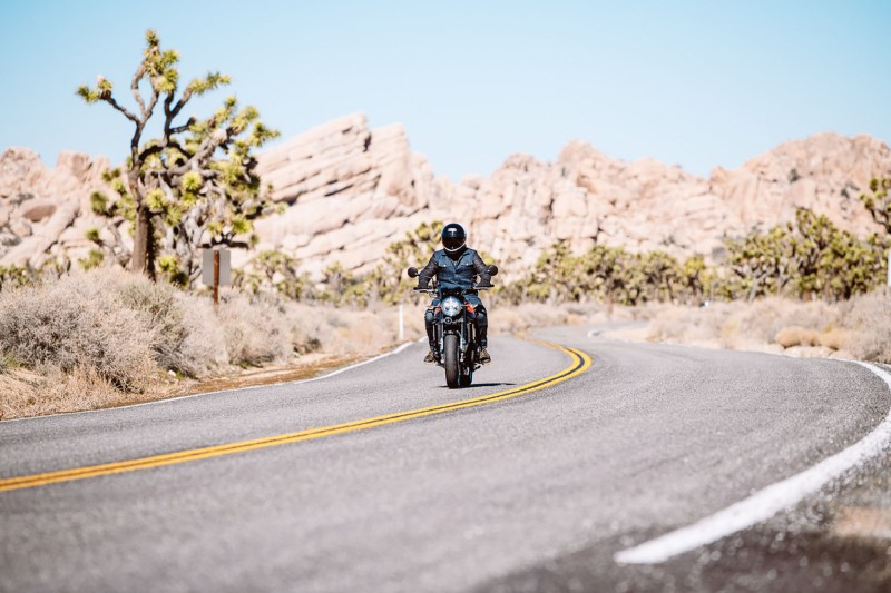 Traveling Southern California with Kawasaki