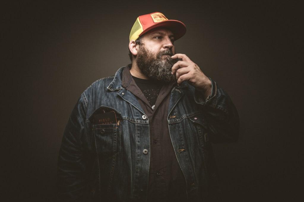 Aaron Draplin Portrait