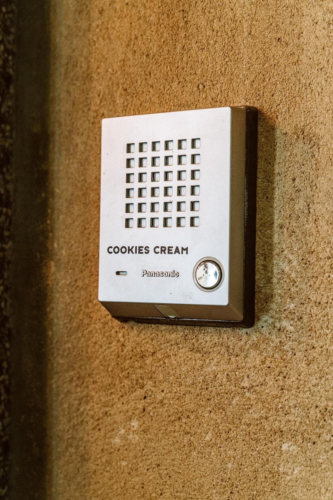 sixtysix mag cookies cream restaurant entrance