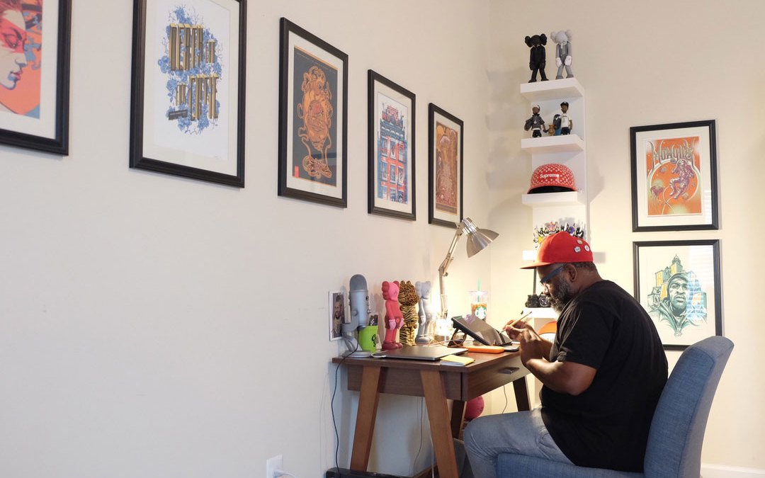 Rob Zilla on Making the Leap to Full-time Freelance