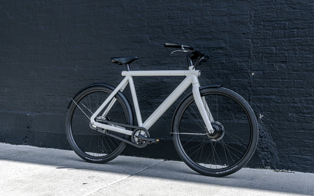 Is the VanMoof Electrified S2 the Perfect City Bike?
