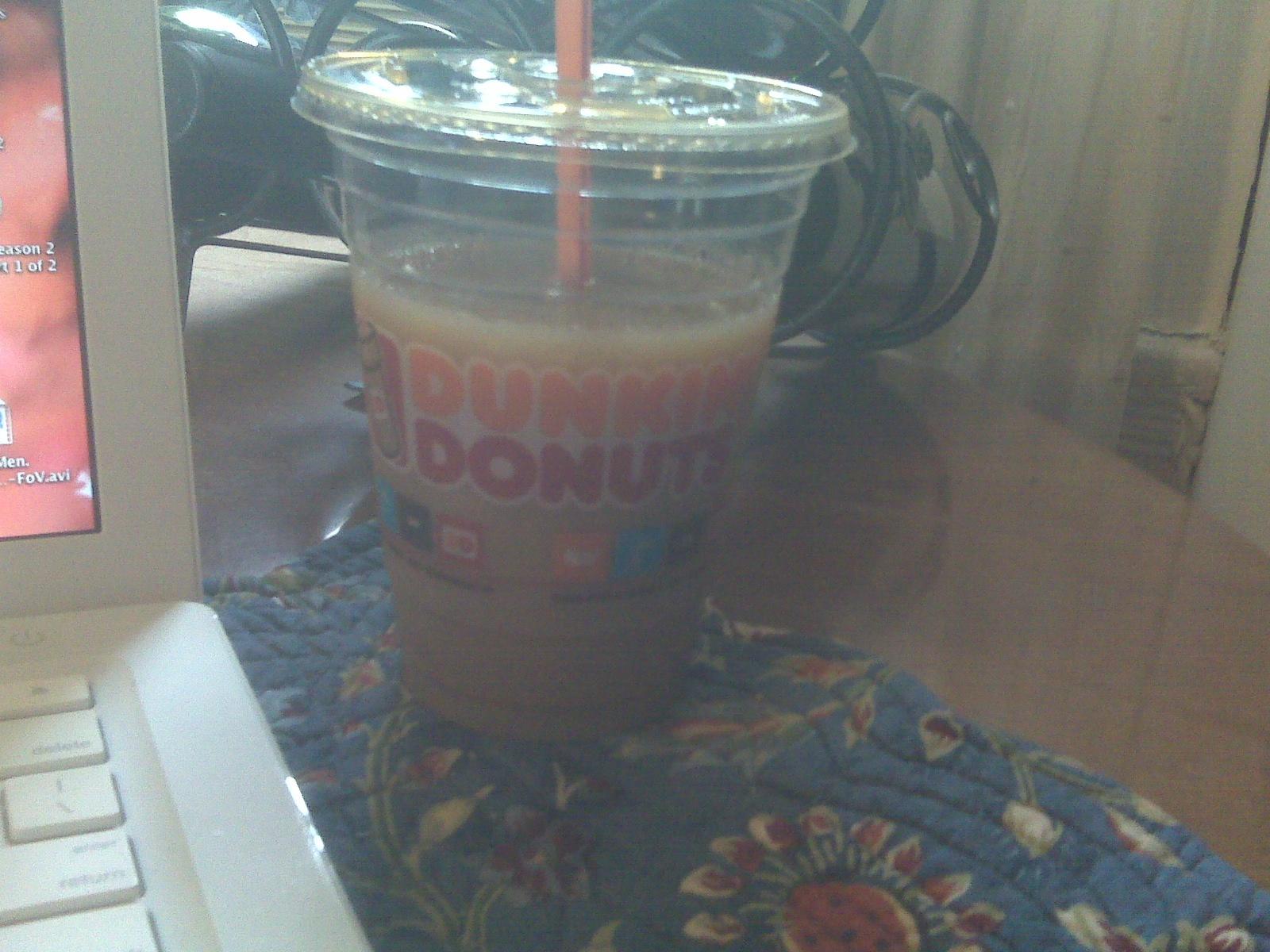i hate you iced coffee
