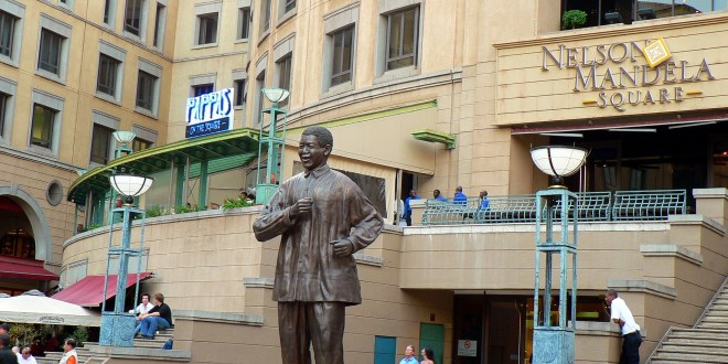 Democratization In South Africa: Nelson Mandela's Speeches From 1994