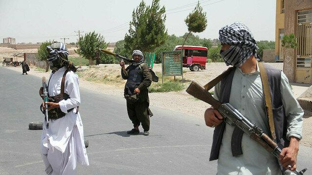 Beyaz saray'dan taliban'a yaptırım açıklaması: aksiyonlarına nazaran pahalandırılacak