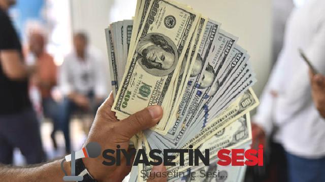 Dolar 8,30'un altında: i̇şte yeni güne başlangıç sayıları