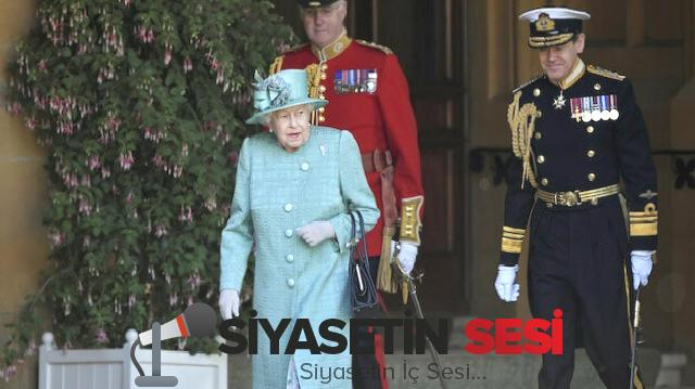 İngiliz kraliçesi'nin vefatı akabinde yapılacaklara ait planlar basına sızdı
