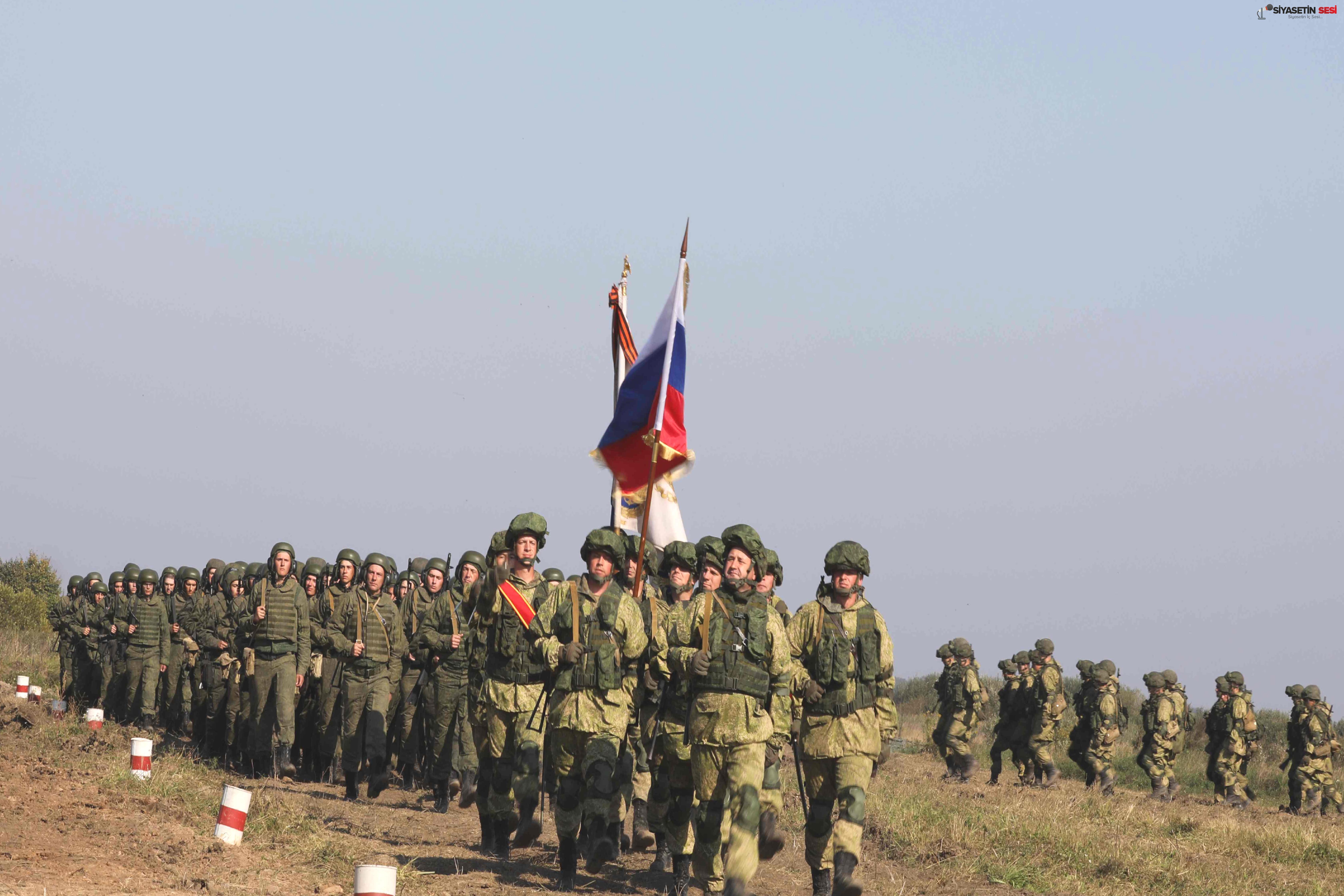Rusya ve belarus'tan, nato ile gerginliğin gölgesinde zapad tatbikatı