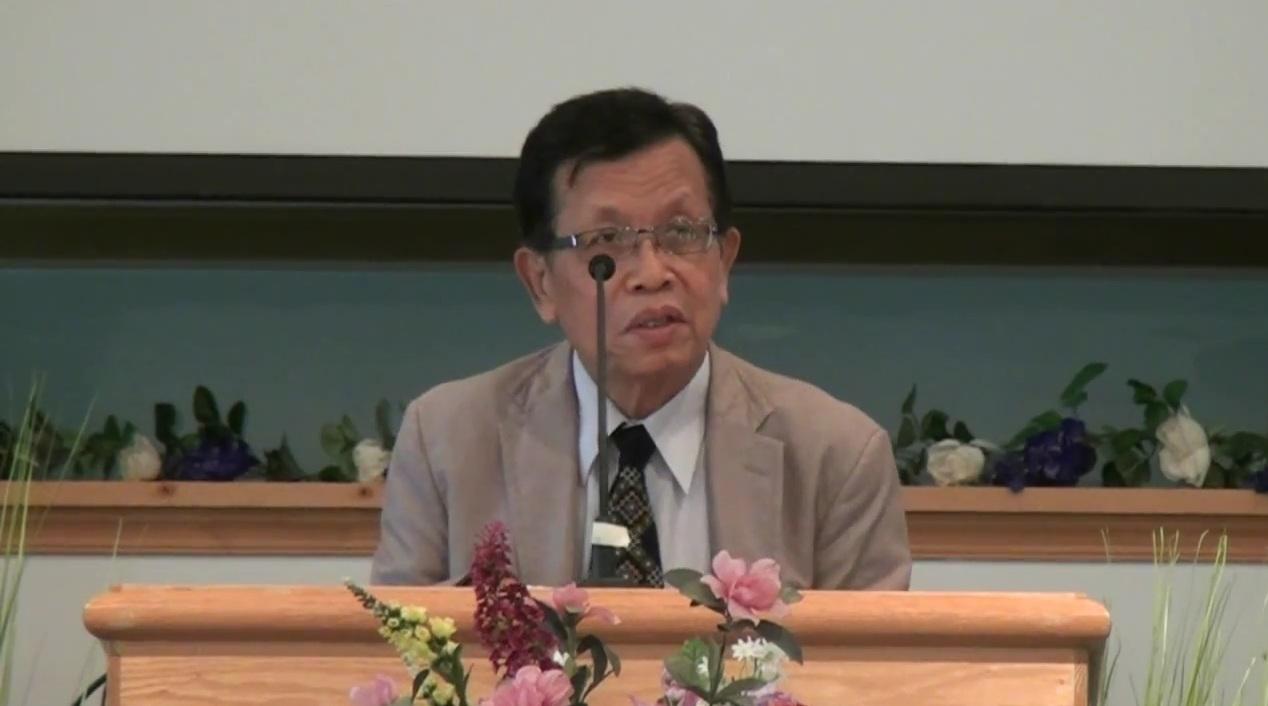 Ki Pumkhatna – Rev. Dr. Vungh Lian