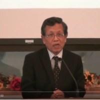 Piakna Maan Ngawl - Rev. Dr. Vungh Lian