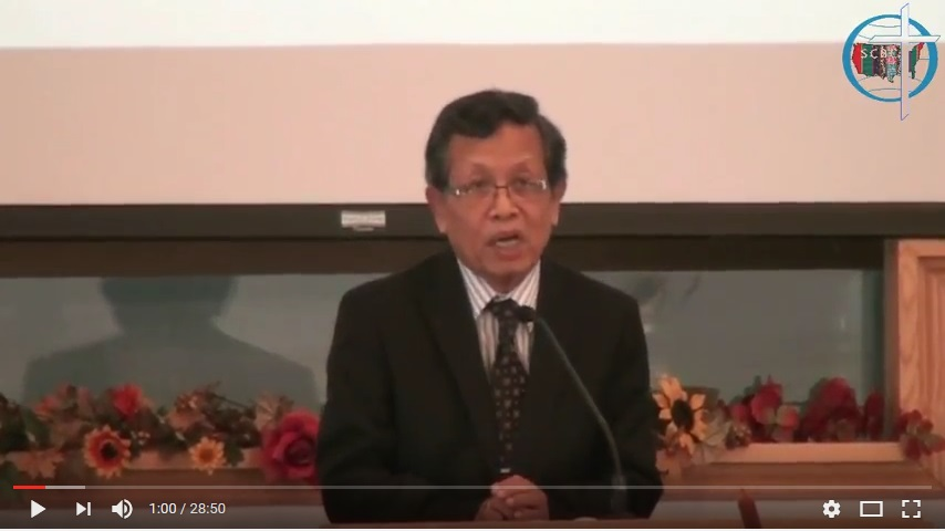 Piakna Maan Ngawl – Rev. Dr. Vungh Lian