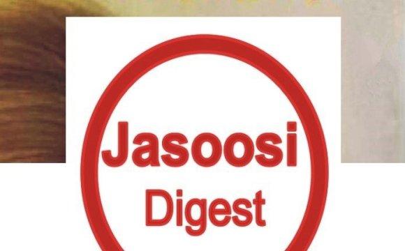 Jasoosi Digest August 2019