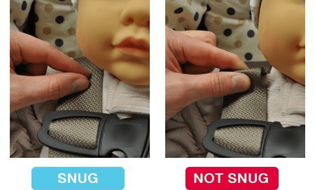 What Is A Car Seat Pinch Test