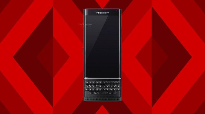 BlackBerry Priv Screen